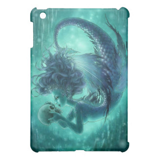Dark Mermaid iPad Case - Secret Kisses
