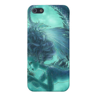 Dark Mermaid iPhone 4/4S Case - Secret Kisses
