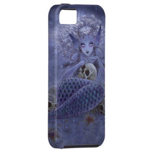 Dark Mermaid iPhone 5 Case