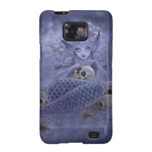 Dark Mermaid Samsung Galaxy Case Samsung Galaxy SII Cover