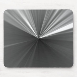 dark metal star mouse pad