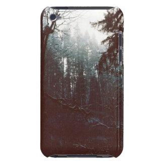Dark misty Forest iPod Case-Mate Case