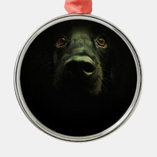 Dark Moods Christmas Ornament