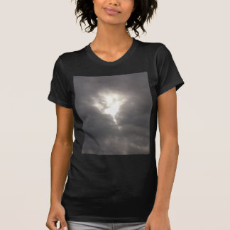Dark Moods -- Grey clouds in Spring with Sun. Shirts