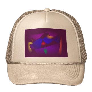 Dark Moon Trucker Hat