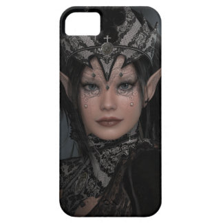 Dark Moon Princess iPhone 5 Cases