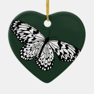 Dark Mosaic Beauty Christmas Ornament