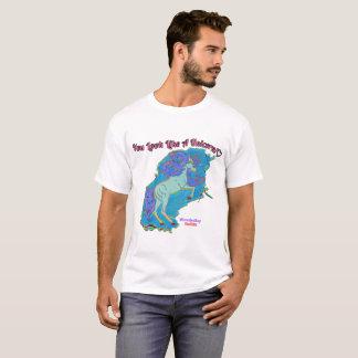 Dark Mosaic Crystals T-Shirt