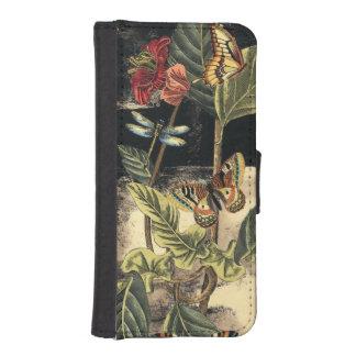 Dark Nature Scene by Vision Studio Phone Wallet Case