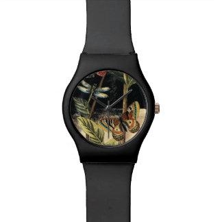 Dark Nature Scene by Vision Studio Wristwatches