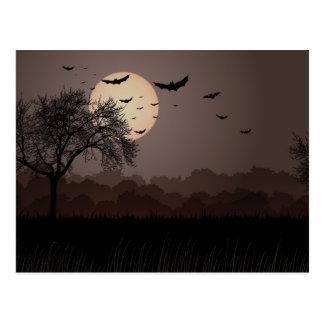 Dark Night Postcard