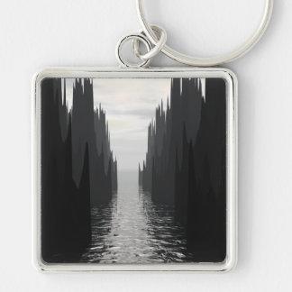 Dark Passage Keychain