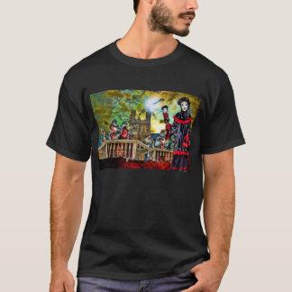 Dark Pierrot Sur le Plage Venice T shirt