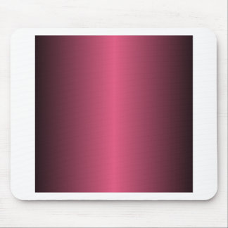 Dark Pink and Black Gradient Mouse Pad