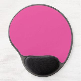 """""""Dark Pink"""" Gel Mouse Pad"""