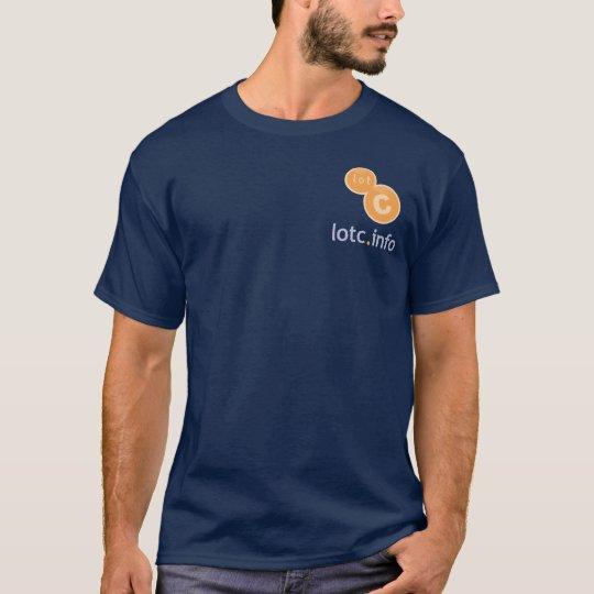 Dark promo for Lotc.info T-Shirt