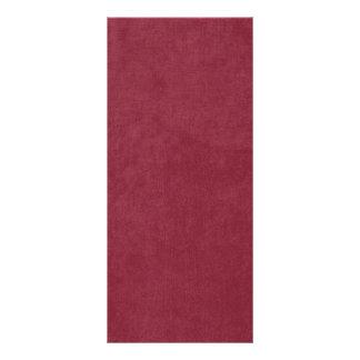 Dark Red Burgundy Sanded Background Rack Card Design
