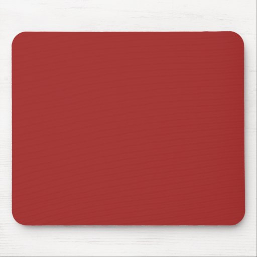 Dark Red Mouse Pads