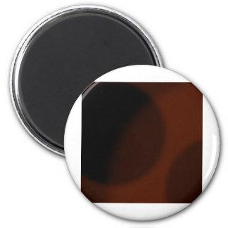 Dark Red Spotty Nights Refrigerator Magnets