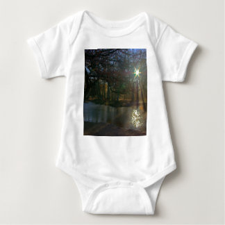 Dark River Baby Bodysuit