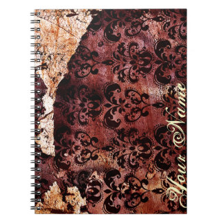 Dark Romance: Against The Wall Notebook