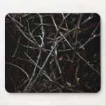 Dark Roots Texture Mouse Pads