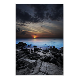 Dark Seaview Poster