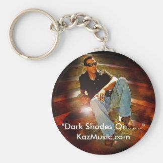 """""""Dark Shades On..."""" Keychain"""