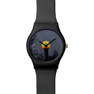 Dark Shadows Fog Gothic Street Lamp Designer Watch