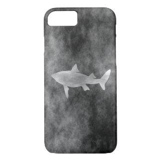 Dark Shark Art iPhone 7 Case