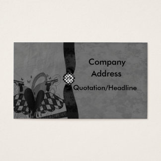 dark side business card