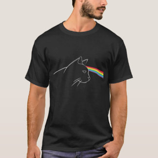Dark Side Of The Cat T-Shirt