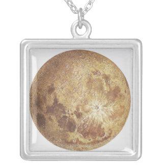 Dark side of the moon, illustration pendant