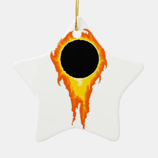 Dark Sign Christmas Ornament