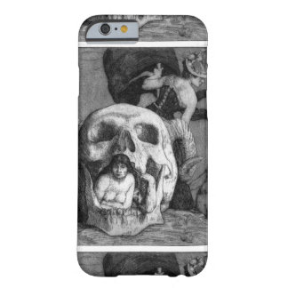 Dark Silence in Suburbia Barely There iPhone 6 Case