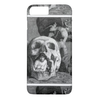 Dark Silence in Suburbia iPhone 7 Plus Case