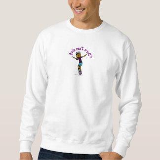 Dark Skateboarder Sweatshirt