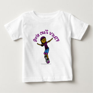 Dark Skater with Helmet T Shirt