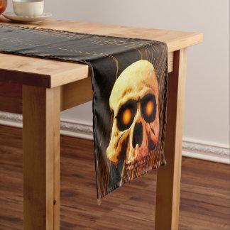 Dark Skull Short Table Runner