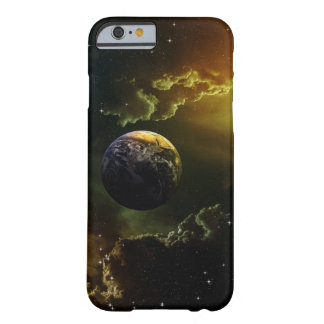 Dark Space Scene Barely There iPhone 6 Case