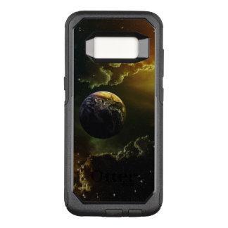 Dark Space Scene OtterBox Commuter Samsung Galaxy S8 Case