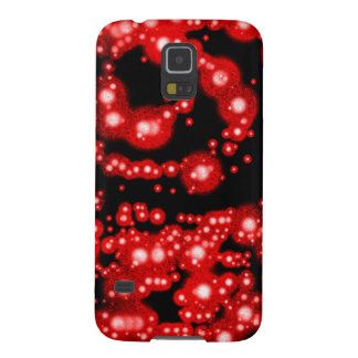 Dark Spiral Red Creed Galaxy S5 Cases