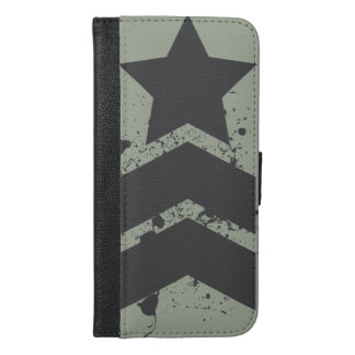 Dark Star iPhone 6/6s Plus Wallet Case