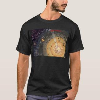 Dark T-shirt, High Frontier Colonization T-Shirt