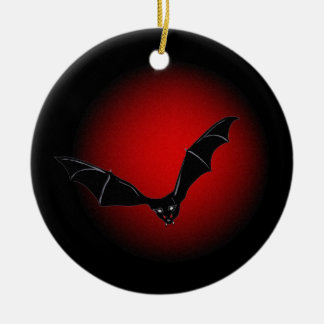 Dark Thoughts Bat Ornament