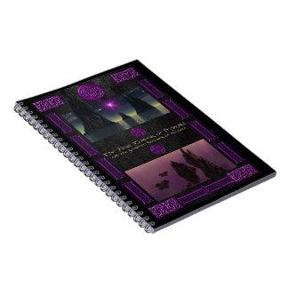 Dark Towers Hybrasil/Scorched Sentinels Atlantis Notebooks