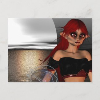Dark Tranquility Postcard