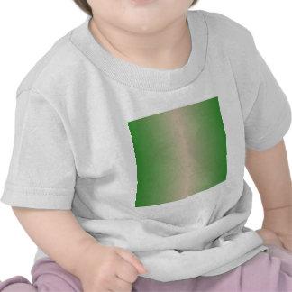 Dark Vanilla and Forest Green Gradient Shirts
