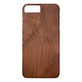 Dark Walnut Plywood iPhone 7 Case