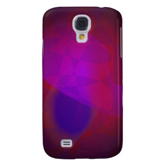 Dark Wine Simple Abstract Composition Galaxy S4 Cover